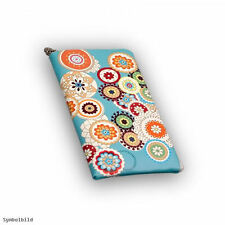 Universal Mobile Phone Protective Pouch Cover Case Sleeve Pouch Protection Bag Mandala L-5