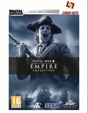 Empire TOTAL WAR COLLECTION STEAM KEY PC Game download Global