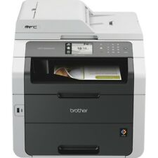 New in Brother MFC-9340CDW All-in-One Digital Color Printer with Duplex Printing