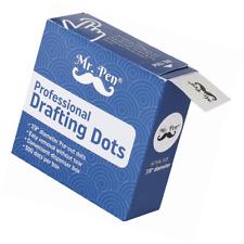Mr. Pen- Drafting Tape, 500 Pieces Dots, Art, Artist Masking, Supplies, Archit