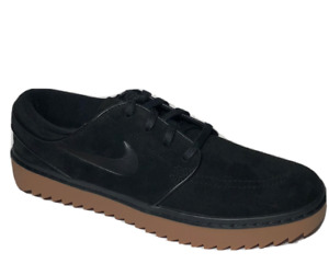Nike Stefan Janoski G Golf Mens Shoes Black AT4967-003