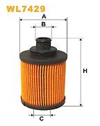 Filtron OE682 Oil Filter Fits Mito,  500, 500 C, Doblo, Punto, KA, Agila, Combo
