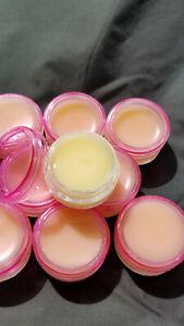 Natural Lip Balm - Natual Honey Shea Butter Vitamin E Cocoa SPECIAL OFFER 3 PACK