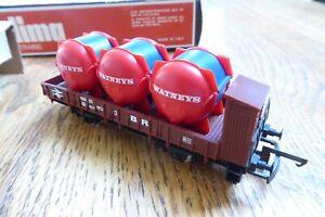 OO gauge Lima Trains not Hornby 2822 BR British Rail Watneys Open Wagon
