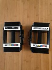 Powerblock Sport 9.0 stage 1 6lbs-21lbs in excellent condition