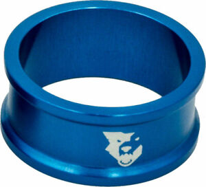 Wolf Tooth Headset Spacer 5 Pack, 15mm, Blue