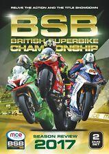 British Superbike Championship Season Review 2017 2017 DVD