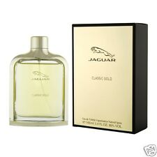 Jaguar Classic Gold Eau De Toilette EDT 100 ml (man)