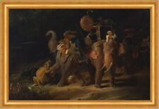 Tiger Hunting in the East Indies Thomas Daniell Tiger Jagd Indien B A3 00139