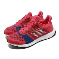 adidas UltraBOOST ST W Shock Red White Pink Women Running Shoes Sneakers B75867