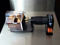 Audio-Technica AT33EV 0.3mV Low Output Moving Coil Cartridge from JAPAN EMS Free