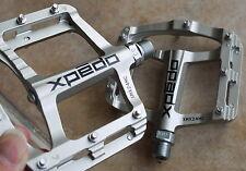 Xpedo XMX24MC magnésium Plateforme Pédales 243 g VTT New in Box titane Ti Couleur