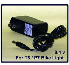Bike Light 8.4v Automatic Charger for P7 / T6 battery Pack #377