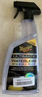 Meguiar's Ultimate Waterless Wash & Wax G3626 26OZ