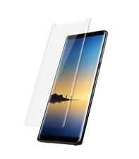 УФ клей изогнутый закаленное стекло протектор экрана для Samsung Galaxy Note 8