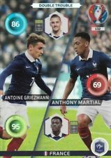 Fußball Frankreich Trading Cards Saison 2016