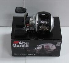 moulinet casting abu garcia silver max gauché