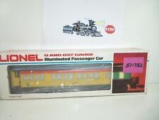 Lionel Chessie Steam Special Passenger Car #6-9584 NOS 51-782