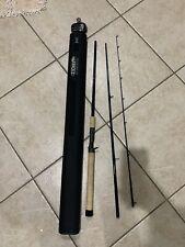 "St. Croix Legend Trek Travel Rod - 7'0"" 3 Piece Rod with Hard Case - (LTC70MF3)"