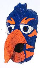 UTSA Rowdy Roadrunner Mask Wearable/Wall Art Handmade One of a kind