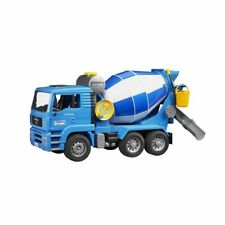 Bruder MAN TGA Cement Mixer! NEW IN BOX! #2744 1:16 scale Truck Cons Toy