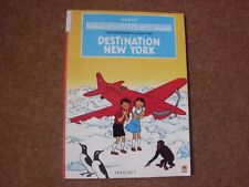 Jo, Zette & Jocko 1987 Destination New York Paperback First by Herge