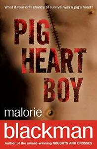 Pig-Heart Boy by Blackman, Malorie Paperback Book The Cheap Fast Free Post