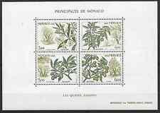 ---- FRANCE MONACO BLOC N°43 - NEUF ** AVEC GOMME D'ORIGINE - COTE 18€ ----