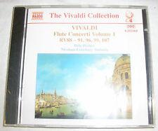 Vivaldi: Flute Concerti Vol. 1 - CD neu + ovp