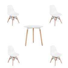 Runde Moderne Tisch Stuhl Sets Fürs Esszimmer Günstig Kaufen Ebay