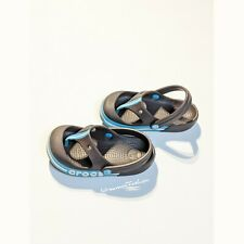 CROCS Crocband Toe Bumper Flip Sandals Size 8/9