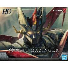 HG Great Mazinger (Mazinger Z INFINITY Ver.) 1/144 Plastic Model Kit Bandai ***c