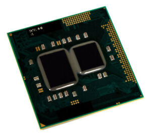 Intel Core i5-540M SLBTV SLBPG Fujitsu 38012088 Mobile Dual Core CPU 2.53GHz NEU