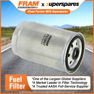 Fram Fuel Filter for Land Rover Defender 110 130 90 Discovery 2 TD