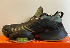 Nike Air Zoom SuperRep Men's 9.5 Training Workout Shoes Green Camo CD3460-032
