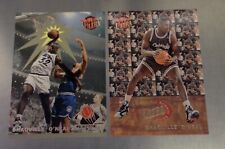 1992-93 Ultra All Rookie Series #7 & Rejector #4 Shaquille O'Neal RC Lot Magic