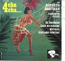 Super Rare Alberto Beltran EP. El Criticon Killer Latin 60's EP. Riviera 231051