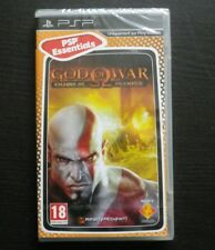 GOD OF WAR CHAINS OF OLYMPUS : JEU Sony PSP (neuf, envoi suivi)