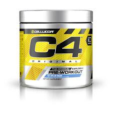 Cellucor C4 ORIGINAL PRE-WORKOUT POWDER 25-Serv ICY BLUE RAZZ Dietary Supplement