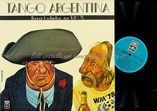 LP--TANGO ARGENTINA // WM 78 // MUNDL MERKATZ HANS PUSCH--CORNELIUS