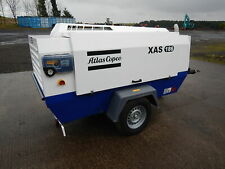 Atlas Copco XAS 186 400CFM Compressor +++ NEW UNUSED+++ No Ad Blue