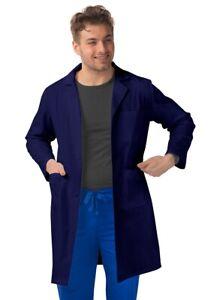 Sivvan Medical Lab Coat Unisex 39 inch Doctor and Nurse Uniform Long Sleeves