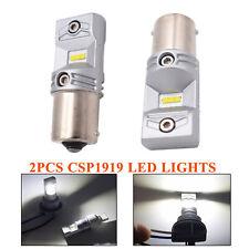 2PCS LED Backup Reverse Light High Power 6000K White 100W Bulb 1156 5007 7506