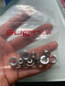 Sugino Chainring Fixing Bolt & Nut set for SUGINO75