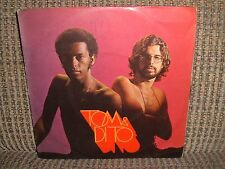 """7"""" TOM & DITO EP """"TERRA E AMOR"""" +3 BOSSA SOUL BRAZIL 72' VG+ NONATO BUZAR PS"""