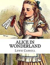 Alice in Wonderland by Lewis Carroll (2016, Paperback)