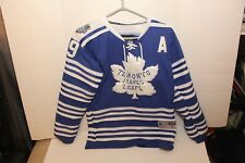 2014 Winter Classic Toronto Maple Leafs Jersey 19 Lupul Youth S/M