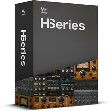 Waves Hybrid Series Plugin Collection H-Reverb H-Comp H-Delay H-Equalizer - NEW