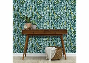 Opalhouse JUNGLE ARMS LEAVES LEAF Wallpaper (ONE ROLL) Peel Stick Removable NEW