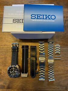 Seiko King Turtle Watch